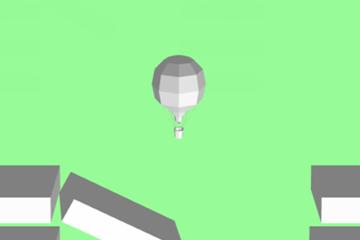 上升气球3d游戏