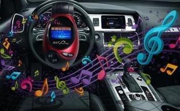 安卓车载音乐播放器