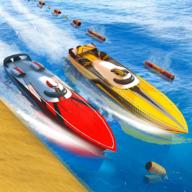 水上赛艇模拟器3D中文版v1.0