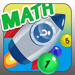 儿童数学加法运算火箭免费版v1.86.
