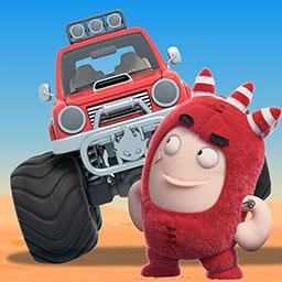 奇宝萌兵之怪兽卡车游戏免费版v1.0.1