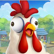 开心村庄农场免费农场游戏中文版v0