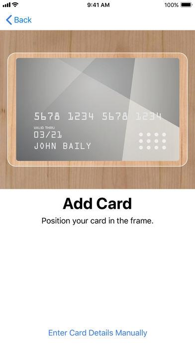 苹果手机wallet