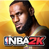 NBA 2K Mobile篮球中文安卓版v1.0.