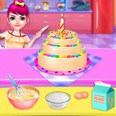 蛋糕制造商厨房厨师游戏安卓版v1.0