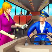 山区巴士越野巴士驾驶模拟器2019游戏v1.1