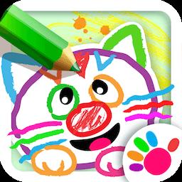 儿童宝宝爱画画安卓版v1.0