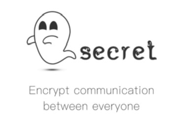 secret加密聊天�件