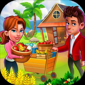 城市超市与农场大亨游戏安卓版v1.0