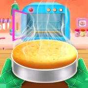 我的小蛋糕制作�N房游�虬沧肯螺dv1