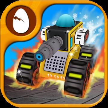 小小坦克大作战最新版v1.0