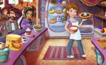 抖音上的厨房游戏是什么