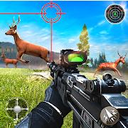 野鹿狩猎丛林射击中文版v1.0