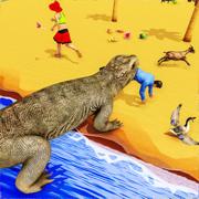 科莫多巨龙狂暴3D模拟器中文版v1.0