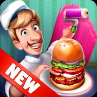 烹饪队厨师罗杰餐厅小游戏中文版v3