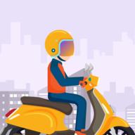 骑手生活学习游戏1.0 安卓版