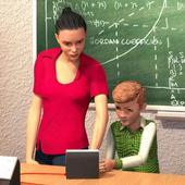 高校数学老师校园模拟游戏安卓1.0.