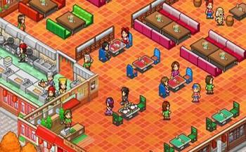 吃货大食堂类似的游戏