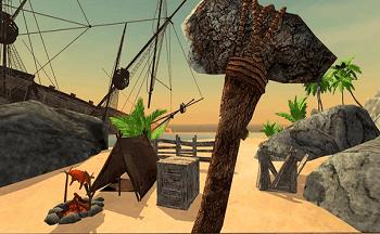 海岛生存类手机游戏