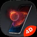 橙子4D动态壁纸免vip版1.0.0 免费版