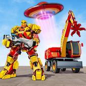 挖掘机机器人汽车游戏安卓1.0.3 中文完整版