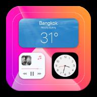 Widgets iOS 14小部件app安卓版1.0.0 安卓免�M版