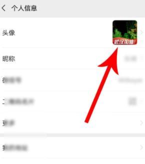 中国加油武汉加油微信头像怎么弄