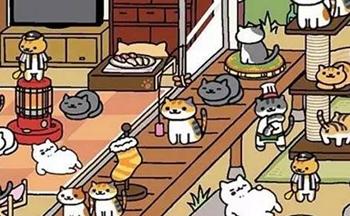 云养猫的ios游戏