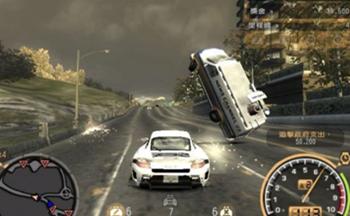 高自由度的开车游戏