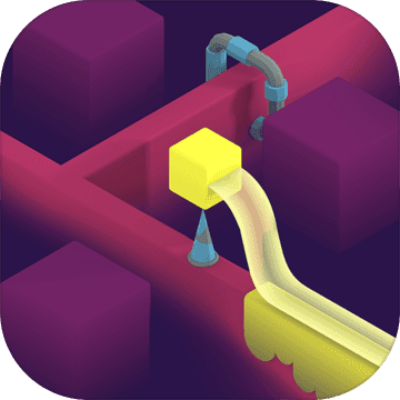 喷色之路跑酷游戏v1.0