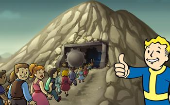 辐射避难所类似游戏