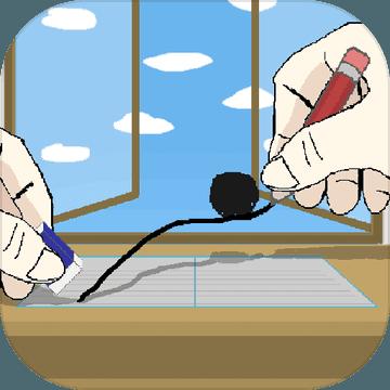 逃离纸世界跑酷游戏v1.0