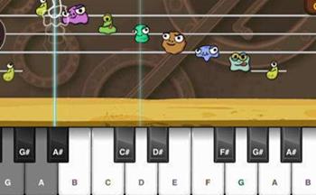 钢琴弹奏模拟游戏