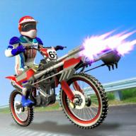现代摩托车特技赛车游戏1.0 中文版