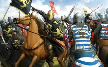 中世纪战争类游戏手机版