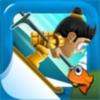 滑雪大冒险中国风安卓版1.0 无限金币版