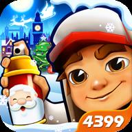 地铁跑酷2.88.0圣诞节全人物破解下载中文版