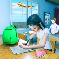 高中女孩日常游戏1.0.0 最新版