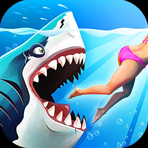 饥饿鲨世界修复版修改金币钻石不减反增2.0.0 英文版