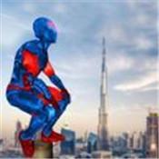 变异蜘蛛英雄游戏1.0 安卓版