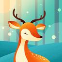 小鹿湾阅读app双语版1.0.0 安卓版