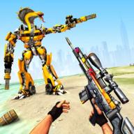 动物机器人大猎杀游戏1.0 安卓版