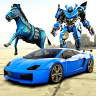 斑马变形机器人游戏1.0.6 安卓版