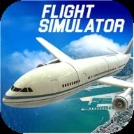 疯狂飞行模拟器游戏1.0 安卓版