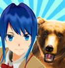樱花动物校园模拟器全人物全动物解锁版12.000 最新免费版