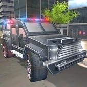 警用装甲车模拟游戏手游v1 最新中文版