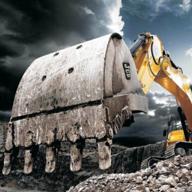 城市重型挖掘机模拟器2021最新版v6 中文版