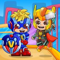 弗拉德和尼基超�英雄游��1.0.4 安卓版