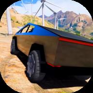 赛博卡车模拟器手机游戏1.2 最新安卓版