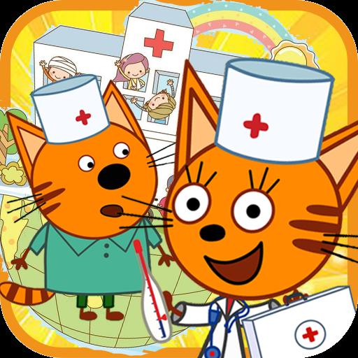 萌宠小镇动物医院游戏1.0 中文版
